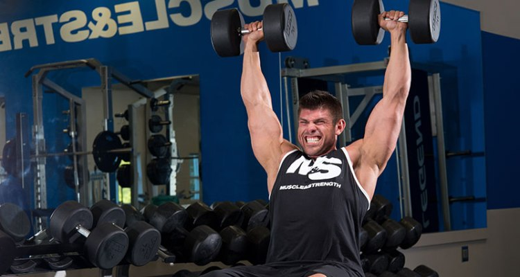 4 Tips For Effective Muscle Building Routines