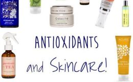 How Antioxidants Help In Skin Care