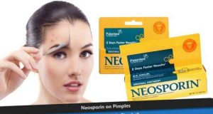 Neosporin Acne - How Well Does It Work For Acne Scars